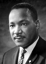 Rev. Dr. Martin Luther King, Jr. - nobelprize.org