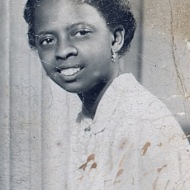 Elizabeth Matthews - Monique Brizz-Walker's mother