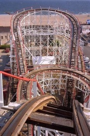 Coney Island Roller Coaster