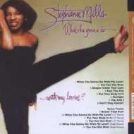 "'Whatch Gonna Do With My Lovin"" - Stephanie Mills Album Cover"
