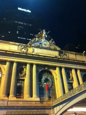 Grand Central - Angela via Pinterest