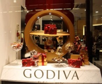 Godiva Store - etralalondon.blogspot.co.uk