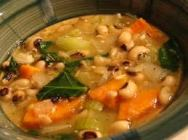Black Eye Pea Stew