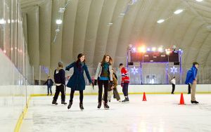 Photo by City Ice Pavilion