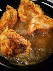 Southern Fried Chicken via twirlandtaste.com