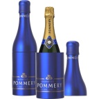 Pommery Champagne via Nadia Von Kitchevitch via Pinterest.com