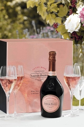 Laurent Perrier via bridesmagazine.co.uk
