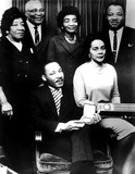 Martin, Coretta, Dr. and Mrs. King, Sr., - imagecollect.com