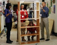 President and Mrs. Obama - nationalservice.org