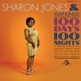 Sharon Jones - Album Cover 100 Days, 100 Nights