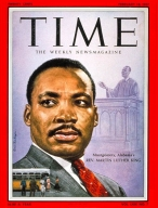 Dr. Martin Luther King, Jr. - Time Magazine, 1957