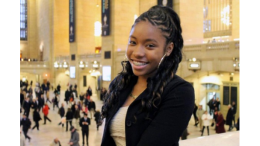 Rochelle in Grand Central Station - BET.com