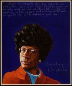 Shirley Chisholm via americanswhotellthetruth.org