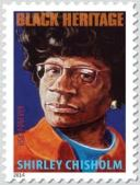 Shirley Chisholm Forever Stamp - Newsone.com