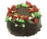 Chocolate Layer Cake - Ladybirdbakery.com