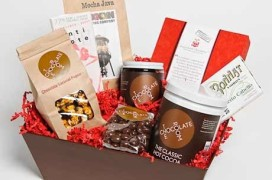 Gift Basket - The Chocolate Room - thechocolateroom.com