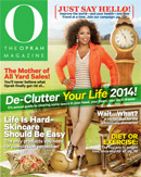 O, The Oprah Magazine Nov. 2013