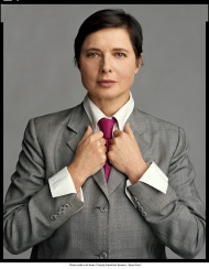 """Isabella Rossellini - Timothy Greenfield Sanders - """"About Face"""""""