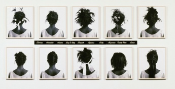 Lorna Simpson - Stereo Style - 1988