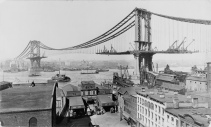 Manhattan Bridge - wikipedia.org