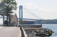 Verrazano Bridge - Shore Park via brooklynnews.com