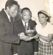 Ruby, Ossie and Dr. Martin Luther King, Jr. - Booktrib.com