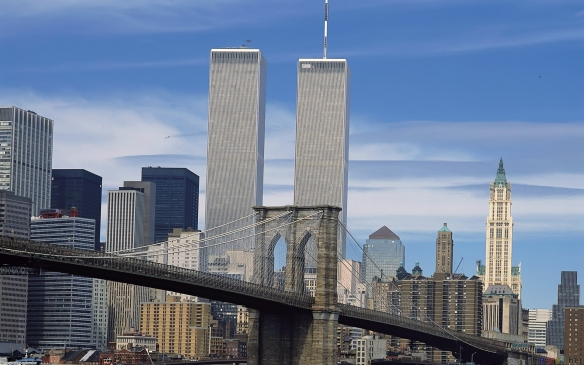 The Twin Towers - New York Times