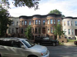 Brownstones & Limestones, together in a row - Monique Brizz-Walker