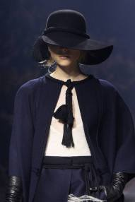 Lanvin's wide brim hat ©Getty Images