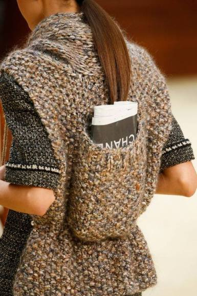 Chanel Knitted Backpack - ©Indigitalimages