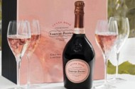 Laurent Perrier via brides magazine.co.uk