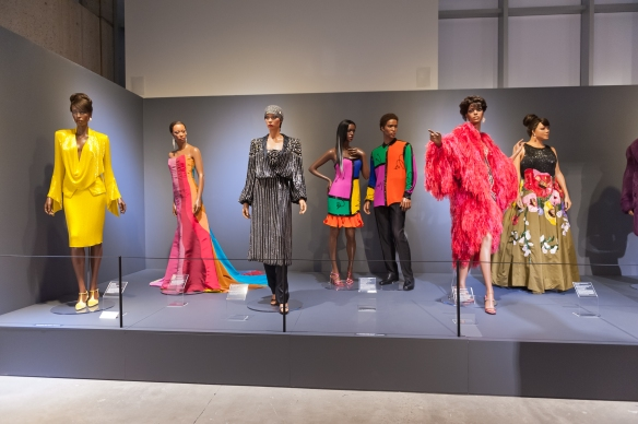 Ebony Fashion Fair - Museum of Design Atlanta - via splendidhabitat.com